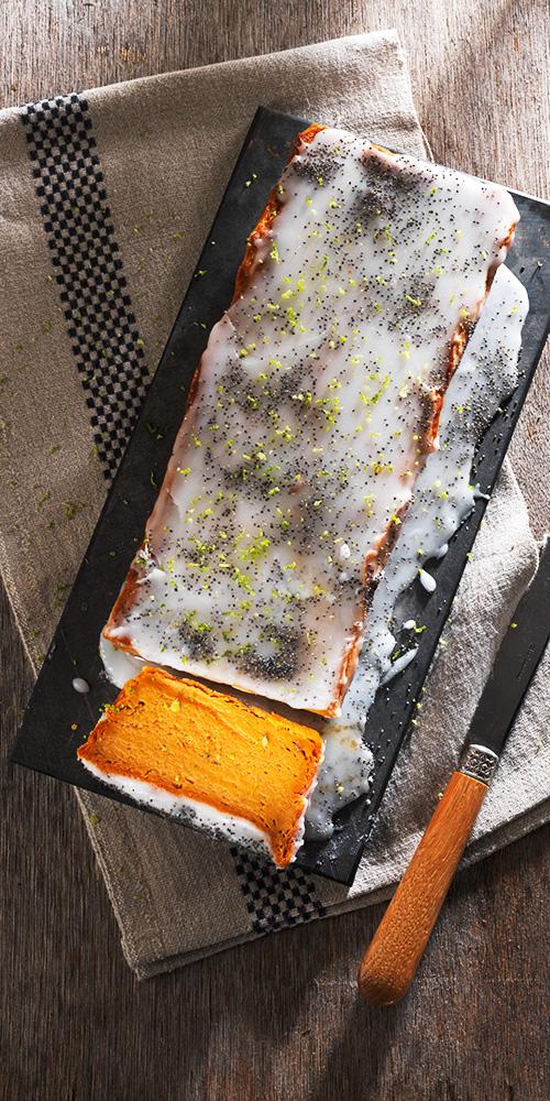 Recette culinaire : gâteau de patates douces