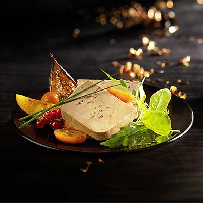 Divin foie gras